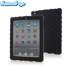 Gumdrop Bounce Series iPad Air Case - Black