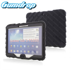 Gumdrop Drop Series Samsung Galaxy Tab 3 10.1 Case - Black