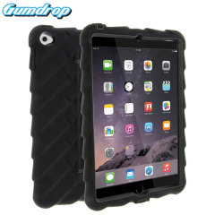 Gumdrop Hideaway iPad Mini 4 Stand Case - Black