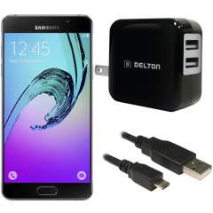 High Power 2.1A Samsung Galaxy A5 2016 Wall Charger - USA Mains