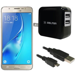 High Power 2.1A Samsung Galaxy J7 2016 Wall Charger - USA Mains