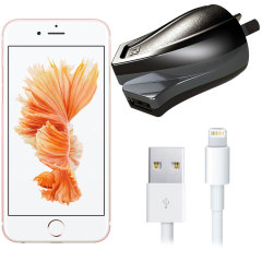 High Power 2.4A iPhone 6S Plus Wall Charger - Australian Mains