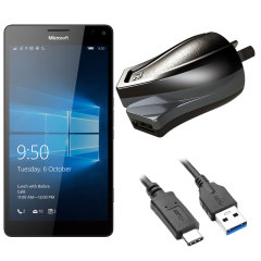 High Power 2.4A Microsoft Lumia 950 XL Wall Charger - AUS Mains