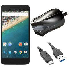 High Power 2.4A Nexus 5X Wall Charger - Australian Mains