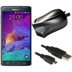 High Power 2.4A Samsung Galaxy Note 4 Wall Charger - Australian Mains
