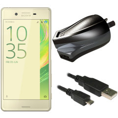 High Power 2.4A Sony Xperia X Wall Charger - Australian Mains