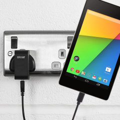 High Power Google Nexus 7 2013 Charger - Mains