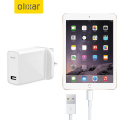 High Power iPad Air 2 Charger - Mains