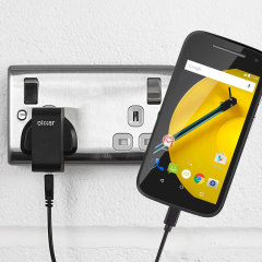 High Power Motorola Moto E 2nd Gen Charger - Mains