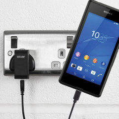 High Power Sony Xperia E3 Charger - Mains