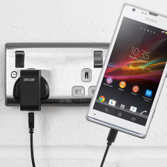 High Power Sony Xperia SP Charger - Mains