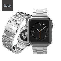 Hoco Apple Watch Series 2 / 1 Stainless Steel Strap - 38mm - Silver