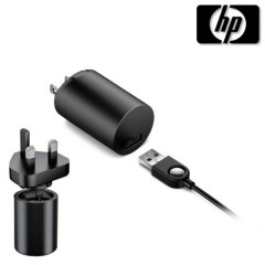 HP International Micro USB Charger