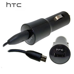 HTC CC C200 Micro USB Car Charger