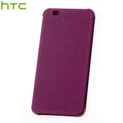 HTC Desire Eye Dot View Case - Baton Rouge