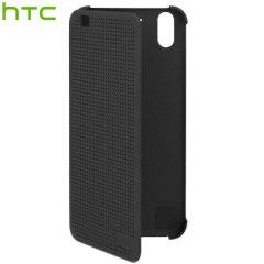 HTC Desire Eye Dot View Case - Warm Black