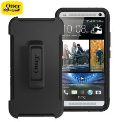 HTC One Max OtterBox Defender  - Black