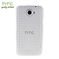 HTC One X Official Hard Case HC C704  - White