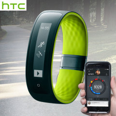 HTC Re Grip Smartband Fitness Monitor and Sleep Tracker