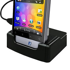 HTC Salsa Desktop Sync and Charge Cradle