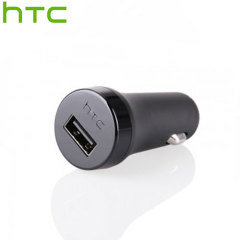 HTC Super Fast USB Car Charger - Black