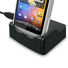 HTC Wildfire S Desktop Sync and Charge Cradle