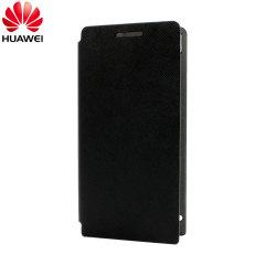 Huawei Edge Flip Case for Ascend P6 - Black
