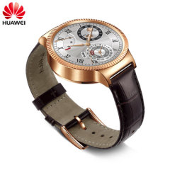 Huawei Watch for Android Smartphones - Gold