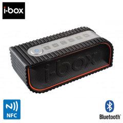 i-box Trax NFC Portable Bluetooth Speaker 6W