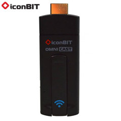 iconBIT Toucan Omnicast TV Dongle for iOS, Android, Windows & Mac