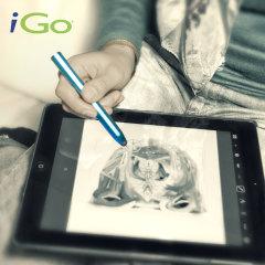 iGo Aluminium Stylus - Blue