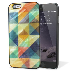 iKins iPhone 6S / 6 Designer Shell Case - Mosaic