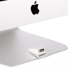 iMacompanion Front Facing USB 3.0 iMac Port - Silver