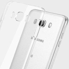 IMAK Samsung Galaxy J7 2016 Shell Case - 100% Clear