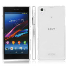 Imak Ultra Thin Crystal Clear Case for Sony Xperia Z1