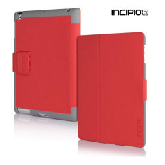 Incipio Co-Mold Lexington iPad Mini 2 / iPad Mini - Red/Light Grey