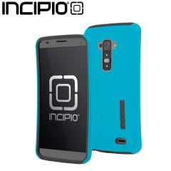 Incipio DualPro Case for LG G Flex - Cyan / Grey