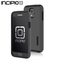 Incipio DualPro Case for Samsung Galaxy S5 - Grey / Black