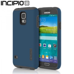 Incipio DualPro Case for Samsung Galaxy S5 - Navy / Grey
