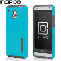 Incipio DualPro for HTC One Mini - Cyan / Grey
