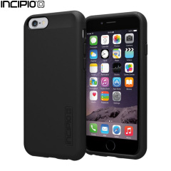 Incipio DualPro iPhone 6 Hard-Shell Case - Black