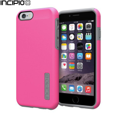 Incipio DualPro iPhone 6 Hard-Shell Case - Pink
