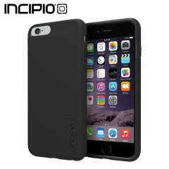 Incipio DualPro iPhone 6S Plus / 6 Plus Hard-Shell Case - Black