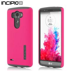 Incipio DualPro LG G3 Case - Pink