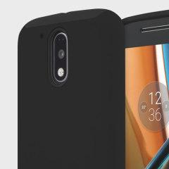 Incipio DualPro Moto G4 Plus Case - Black