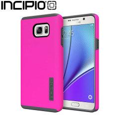 Incipio DualPro Samsung Galaxy Note 5 Case - Pink / Grey