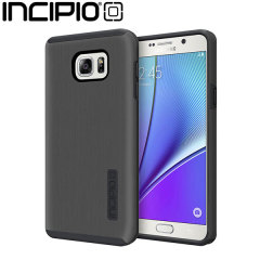 Incipio DualPro Shine Samsung Galaxy Note 5 Case - Gunmetal