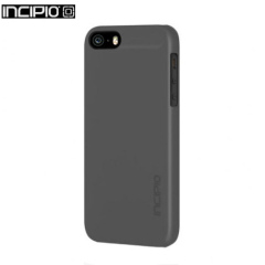 Incipio Feather Case For iPhone 5S / 5 - Charcoal Grey