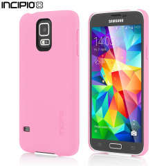 Incipio Feather Case for Samsung Galaxy S5 - Light Pink