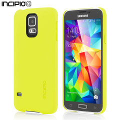 Incipio Feather Case for Samsung Galaxy S5 - Neon Yellow